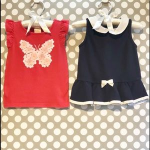 Gymboree - Bundle of Toddler Girl Tops